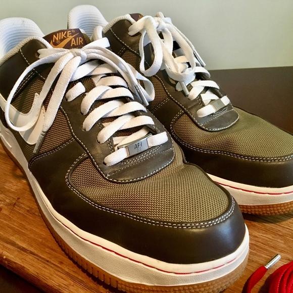 Nike ID Custom Air Force Ones Size 12.5 Mens